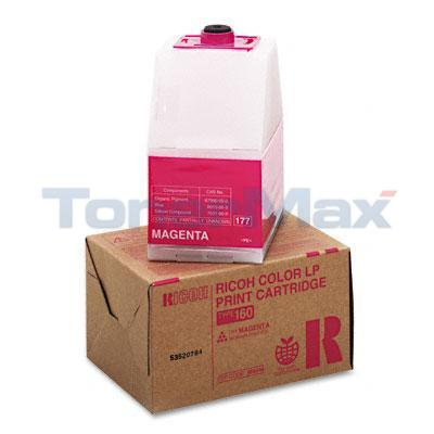 RICOH CL-7200 TYPE 160 PRINT CART MAGENTA
